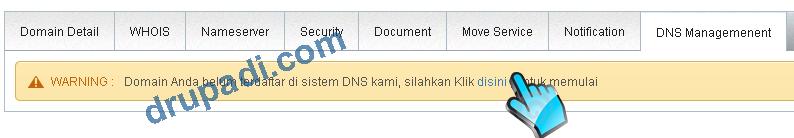 Daftar DNS Management